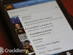 10 Weeks of BlackBerry 10: BBM