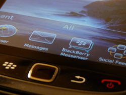 How to setup email on your BlackBerry