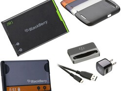 Accessory Roundup - Win a BlackBerry accessory of your choice!
