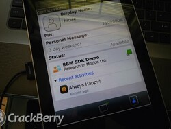 Should RIM support BBM on competing platforms?