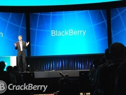 BlackBerry CEO shows off BlackBerry 10 hardware and further confirms multiple devices launching in 2013