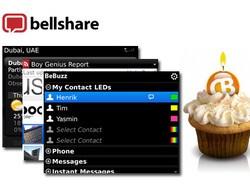 CrackBerry Birthday Contest: Bellshare brithday blowout!