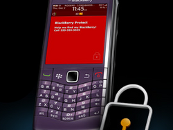 Backing up your BlackBerry smartphone