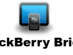 Install BlackBerry Bridge via Desktop Manager