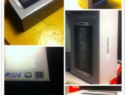 Friday Fun Photo(shop) - BlackBerry London Box?