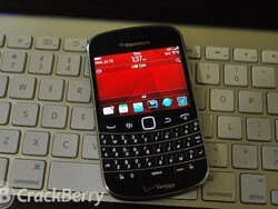 Using your BlackBerry smartphone with OS X Mountain Lion