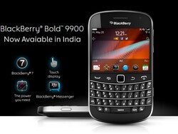 BlackBerry Bold 9900 now available in India