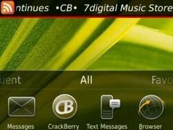 BreakingNews for BlackBerry enters open beta - Get a scrolling news widget for your homescreen