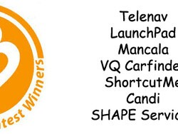 Contest Winners - Telenav, IM+, VQ CarFinder, ShortcutMe, Candi, LaunchPad and Mancala