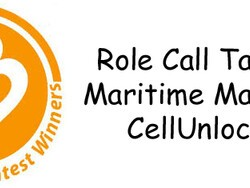 Contest Winners: Role Call Tasks, Cellunlock & Maritime Master