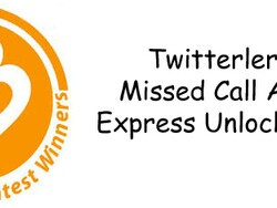Contest Winners: Twitterlerts, Missed Call Alert and Express Unlock