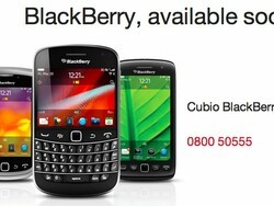 BlackBerry makes its way to Finland courtesy of Cubio