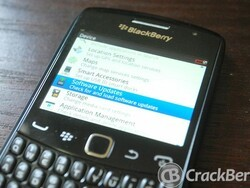 Official OS 7.1.0.580 for the BlackBerry Curve 9350 from Sprint