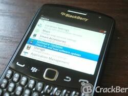 blackberry 9850 sprint os 7.1