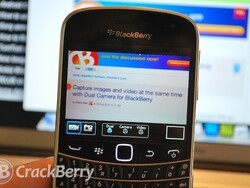 Capture images and video at the same time with Dual Camera for BlackBerry