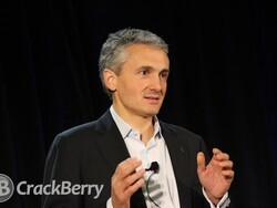 RIM CMO Frank Boulben confirms there will be at least six BlackBerry 10 devices in 2013