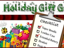 CrackBerry Holiday Gift Guide: Accessories and Applications for Students