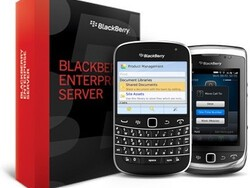 BlackBerry Enterprise Server 5 update now available for Novell GroupWise