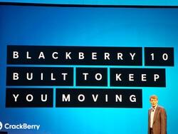 Stock Talk: BlackBerry 10 one week later