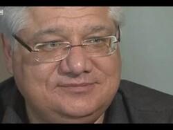RIM co-CEO Mike Lazaridis walks off of BBC interview