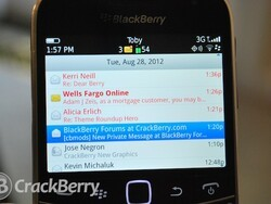 How to add a Level 1 notification on your BlackBerry