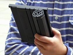 Check out the literati - A bamboo case for the BlackBerry PlayBook [concept]