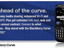 BlackBerry Curve 8530 comes to MetroPCS; Brings $60 unlimited data plan