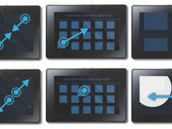 BlackBerry PlayBook Gestures and Navigation