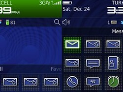 Porsche Design Theme and Icons Extracted from BlackBerry P'9981