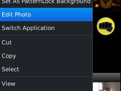 Edit your photos on the go with Photo Editor for BlackBerry