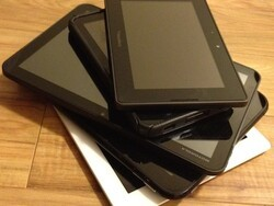 Researchers think 7-inch form factor is too small for a tablet, do you PlayBook owners agree?