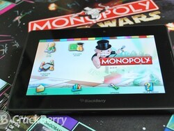 Using your BlackBerry PlayBook for family game night