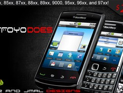 BeFroyo from Ahaz and JMal Designs - THE Android theme for your BlackBerry - 25 copies up for grabs