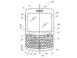 RIM granted patent for angular BlackBerry keyboard