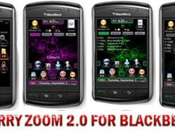 Contest: 50 Free Copies of SlideBerry Zoom 2.0 for Storm