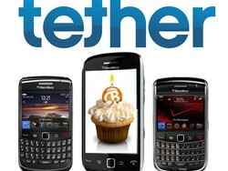 CrackBerry Birthday Contest: Win 1 of 3 BlackBerry Smartphones courtesy of Tether!