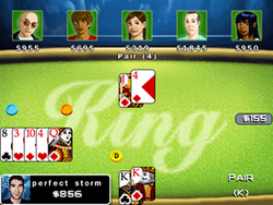 Texas Hold'em King 3 Now Available For BlackBerry Storm