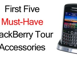Must-Have BlackBerry Tour Accessories Contest Winner