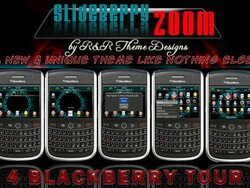 Contest: 100 Free Copies of BlockBerry & SlideBerry Zoom Themes for the BlackBerry Tour
