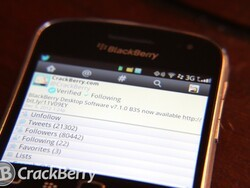 Twitter for BlackBerry 4.0.0.15 now available