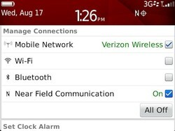 Get NFC functionality on your Verizon BlackBerry Bold 9930 with latest OS leak