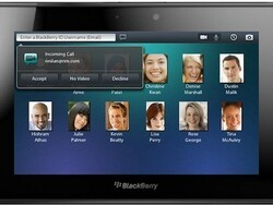 BlackBerry PlayBook OS v1.0.3 update details - BBM, Video Chat and more