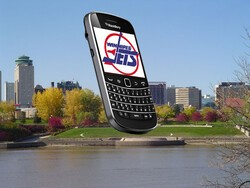 Celebrate the return of the Winnipeg Jets with 1996 free BlackBerry apps from Toysoft!!