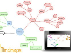 Review: Mindmaps for the BlackBerry PlayBook