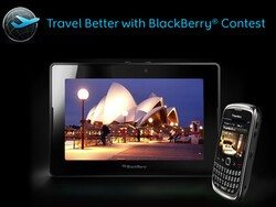 Have you entered the Travel Better with BlackBerry Contest?