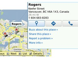 BlackBerrys and biker shorts! Google Maps get updated to version 4.2