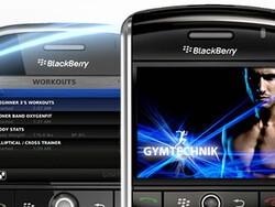 Review: Gym Technik NextGen for the BlackBerry