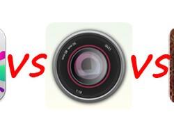 FilterLab vs InstaPhoto vs Photo Studio - a shutterbug showdown