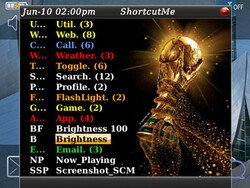 ShortcutMe, 40% off for the next 5 days, shows FIFA spirit