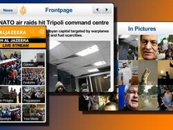 Quick Review: Al Jazeera English for BlackBerry